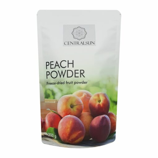 Peach_powder_300g_front_centralsun